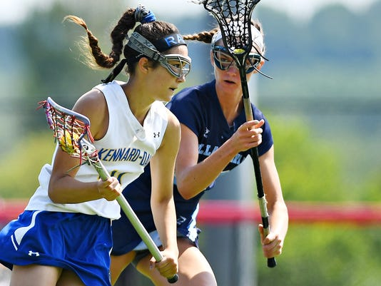 Kennard-Dale vs Villa Maria Academy in PIAA Class 2-A girls' lacrosse championship