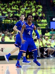 Can Kansas guard Devonte' Graham take over as an alpha