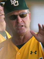 Former Baylor head coach Steve Smith hired as pitching