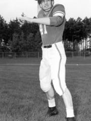 Tom Yewcic was a quarterback at Michigan State for
