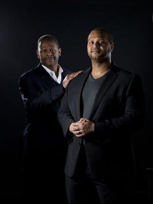 Curt and Jonathan Moody