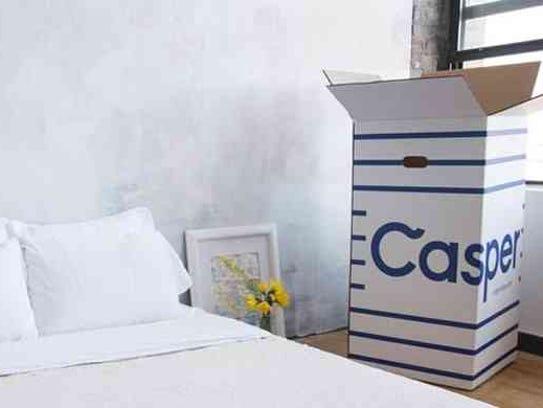 Casper makes super comfy mattresses.