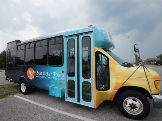 Sun Otters Tours is a new science-based tour company in Rehoboth.