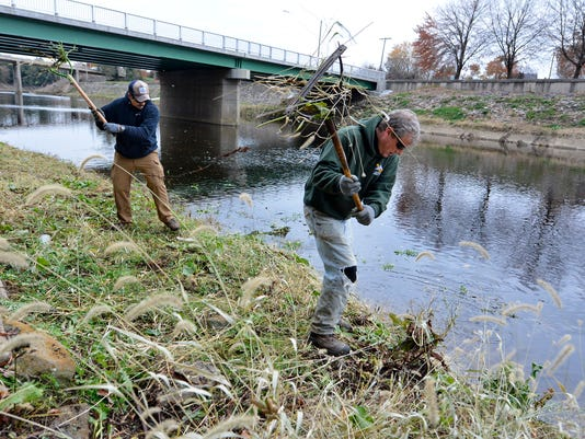 River Keeper works to keep Codorus green
