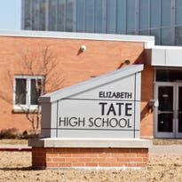 Tate High students eager for a school gym
