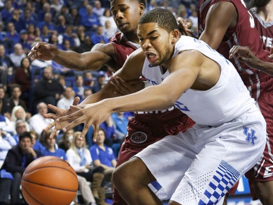 Karl-Anthony Towns, Deverin Muff