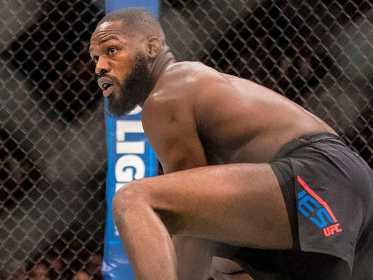 MMA: UFC 197-Jones vs Saint Preux