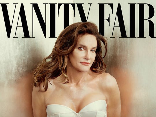 """Caitlyn Jenner made her public debut on the """"Call me Caitlyn"""" cover of Vanity Fair"""