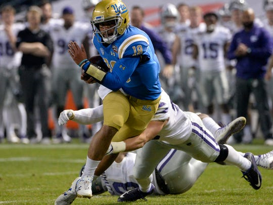 UCLA quarterback Devon Modster could thrive with the