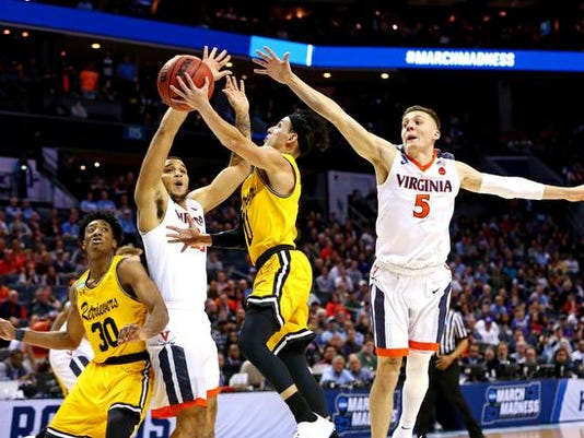 NCAA Basketball: NCAA Tournament-First Round-Virginia vs UMBC