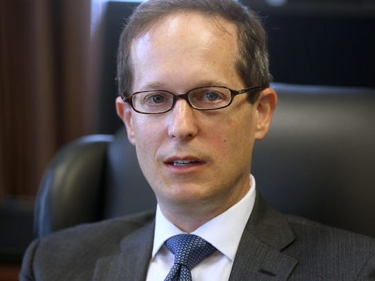 Ben Glassman is the U.S. Attorney for the Southern District of Ohio. His office has brought a federal indictment against Samuel Whitt, 41, for violating the Fair Housing Act by intimidating the property owners as well as attempted arson. It's the first federal hate crime in our area in 20 years.