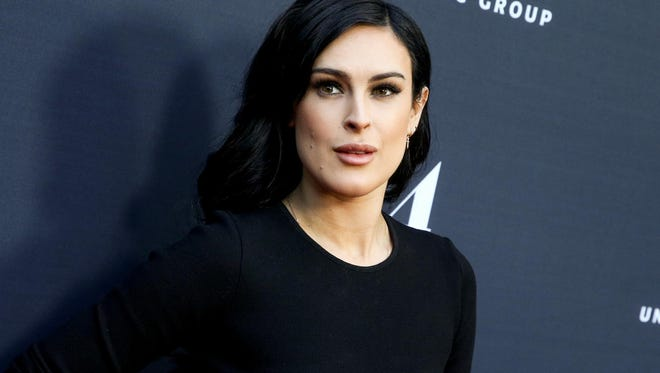 """Rumer Willis, who starred as Roxie Hart in """"Chicago,"""" and has filmed an adaptation of """"Hello Again"""" with Audra McDonald, will perform July 22 and 23 at the The Cabaret at the Columbia Club in Downtown Indianapolis."""