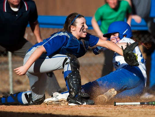 Missisquoi vs. Colchester Girls Softball 04/14/15