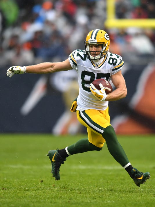Nfl Green Bay Packers At Chicago Bears