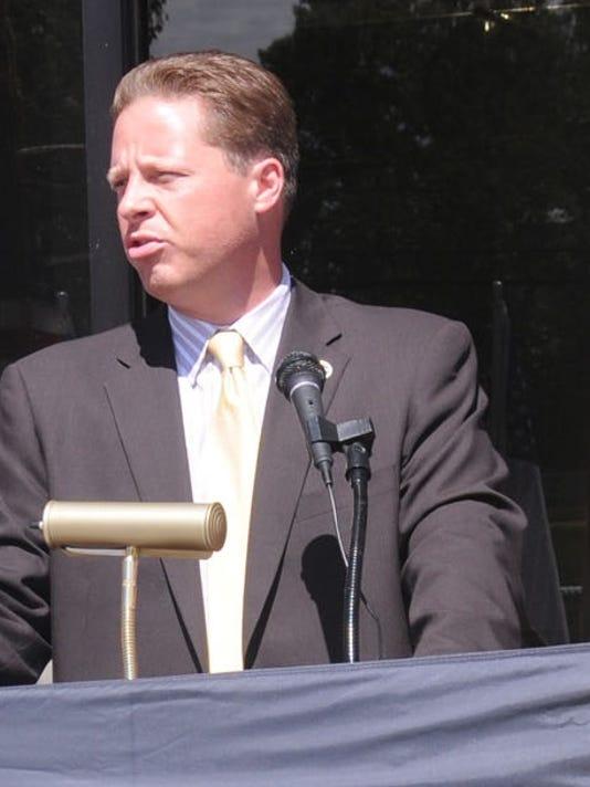 Carteret Mayor Reiman