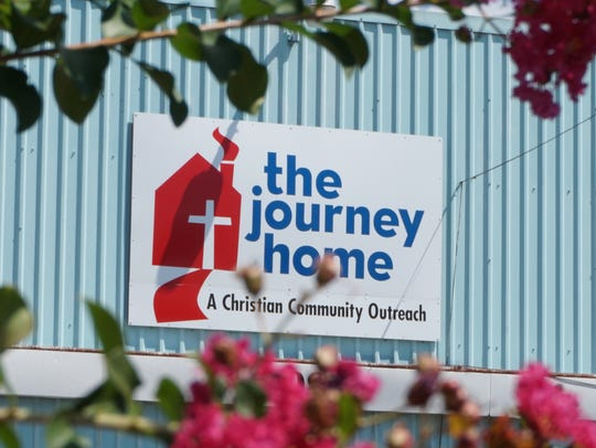 The Journey Home is located at 308 W. Castle St. in