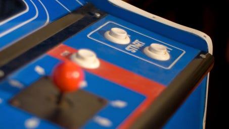 Arcade Machine start button