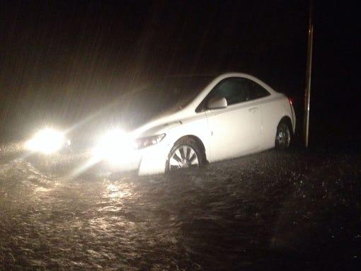 Pensacola flooding