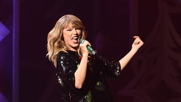 Taylor Swift Performing In December Has Released