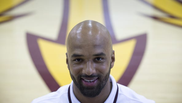 Hired by ASU last month, Anthony Coleman believes the