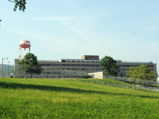 Building 21A, Johnson Hall, at the Fishkill Correctional