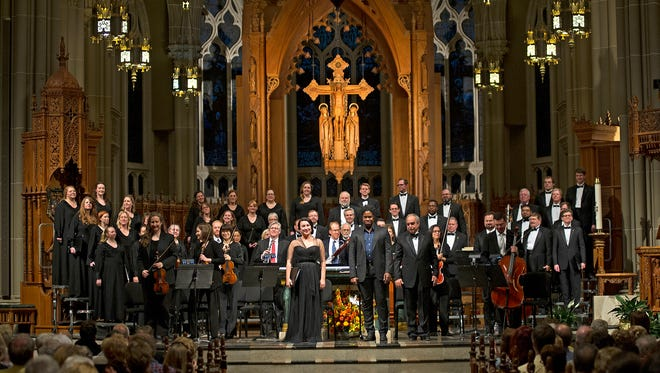 The May Festival Chamber Choir