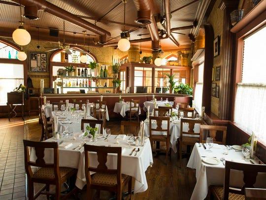Ristorante Bartolotta, the Bartolottas' flagship restaurant, opened in Wauwatosa in 1993.