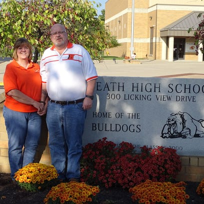 Jean and Mark Wethey have been volunteering for the
