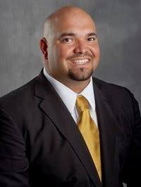 ASU baseball coach Jose Vasquez
