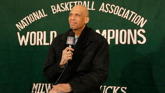 Former Milwaukee Bucks center Kareem Abdul-Jabbar recently sold his 1971 NBA All-Star Game jersey in an auction.