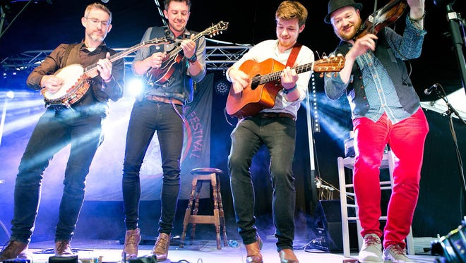 We Banjo 3's performances during Milwaukee's Irish Fest will include a Beatles tribute show.