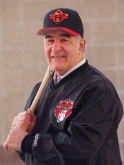 Joe Altobelli in 1997.