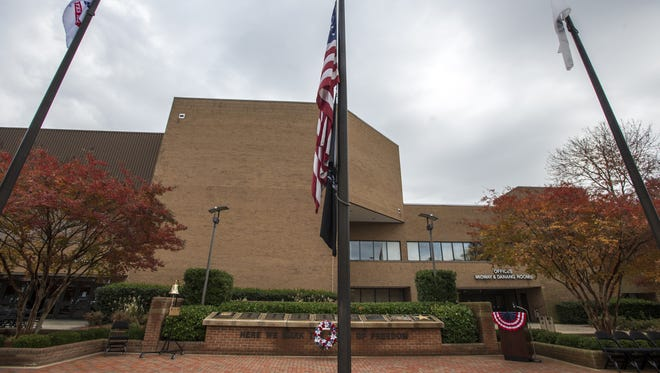 """The Wicomico Youth & Civic Center remains at the center of a controversy created in 1946 when the land it sits on was donated to the county with a ban on selling or """"dispensing"""" alcohol – a restriction that is problematic in today's world."""