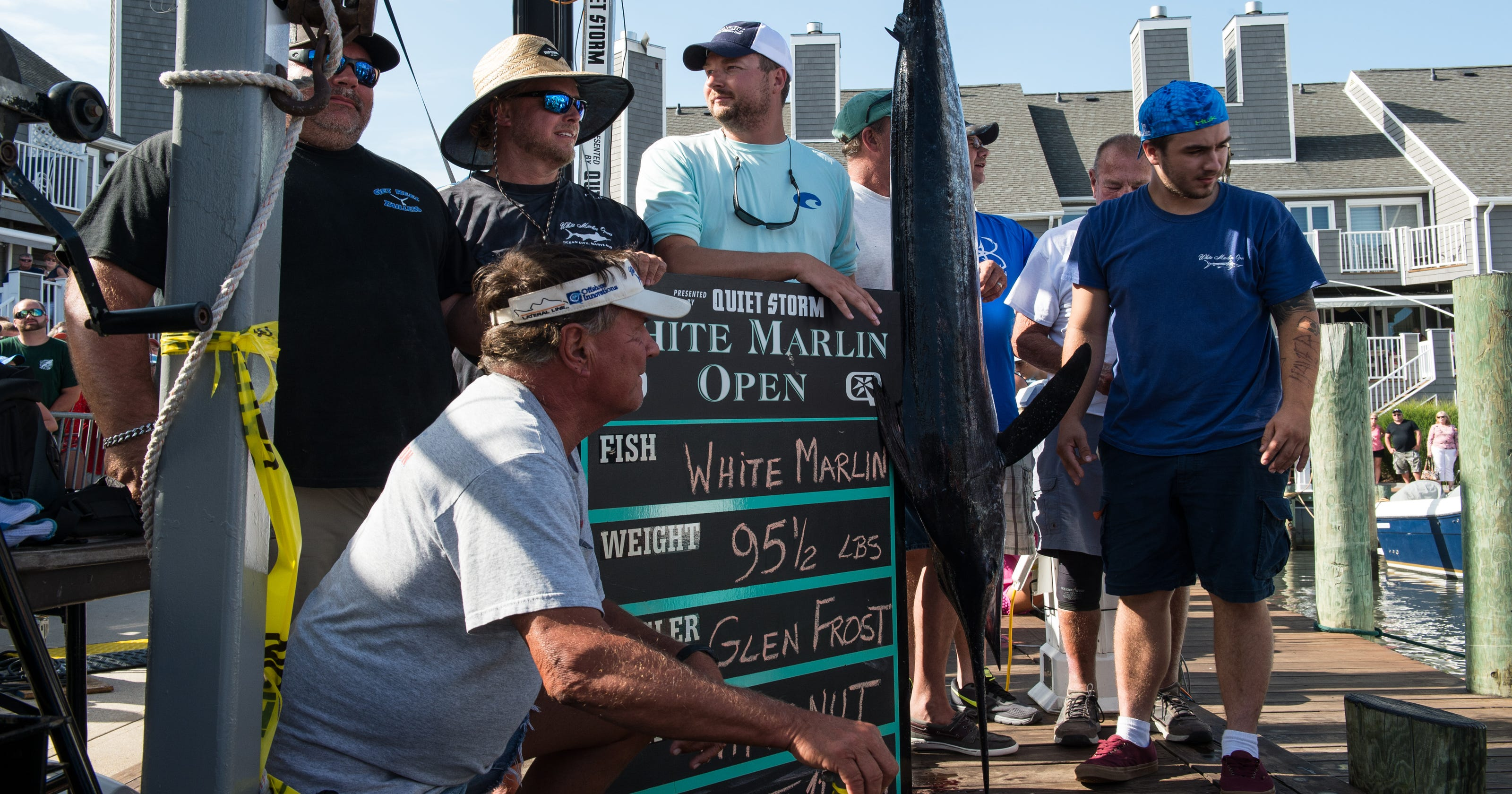 White Marlin Open winners retested, 1 fails polygraph