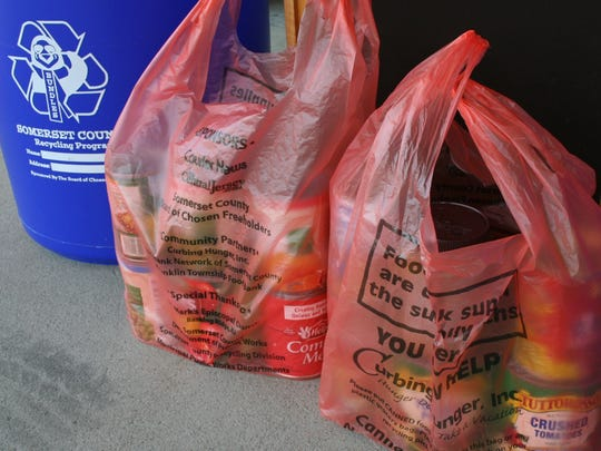 The 2016 Curbing Hunger collection has already netted more than 7,000 pounds of food.