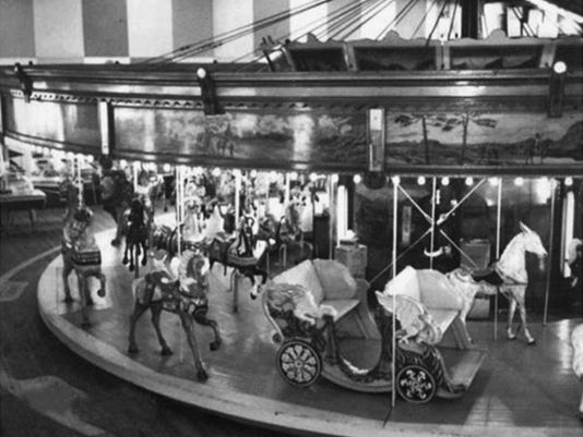 Carousel at Long Branch