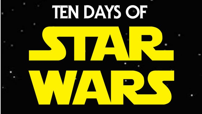 Join The News-Press as we count down to the premiere of 'Star Wars: Episode VII - The Force Awakens.'