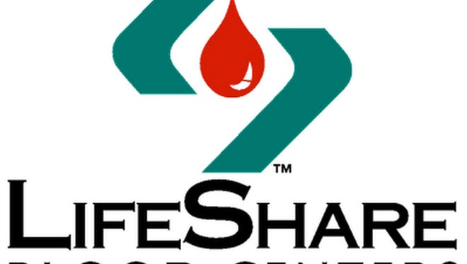"""LifeShare Blood Centers, which has an office in Alexandria, is joining with blood banks around the world Tuesday to honor blood donors in conjunction with the World Health Organization's World Blood Donor Day."""""""