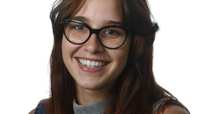 Clarion-Ledger reporter Anna Wolfe