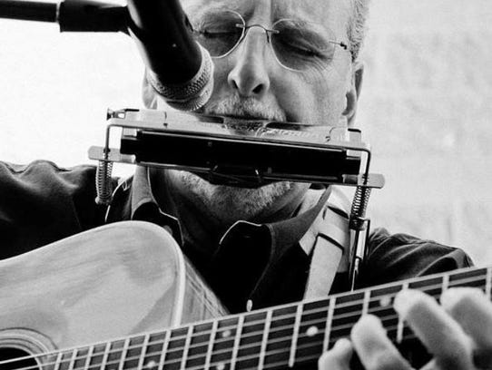 Contemporary singer-songwriter David Berger will be