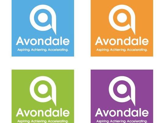 Avondale logos