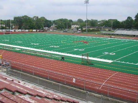 Dietz Stadium, Kingston.