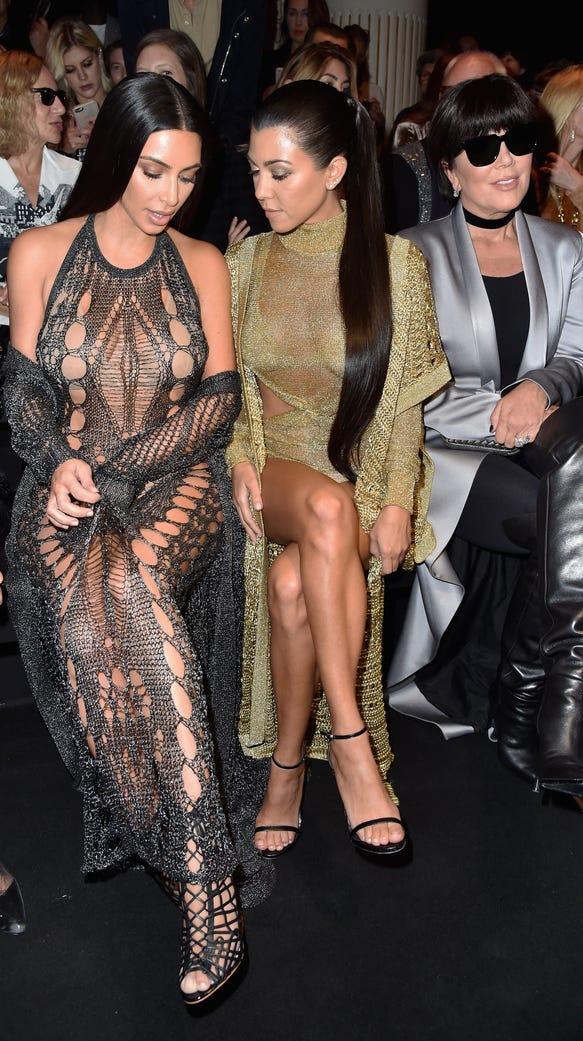 Kim Kardashian filmed Oceans Eight in a naked wedding