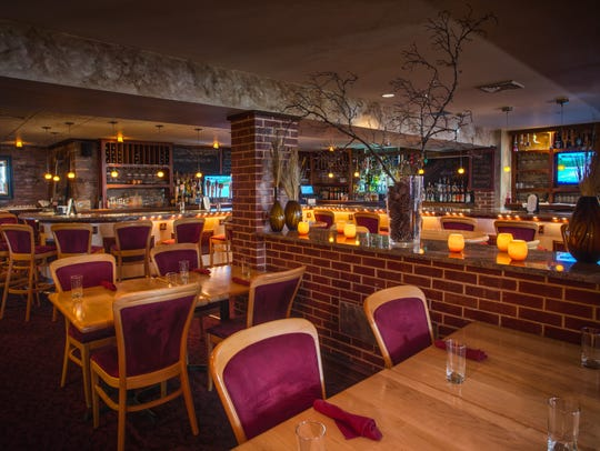 Tapastre features tapas, small plates meant for sharing,