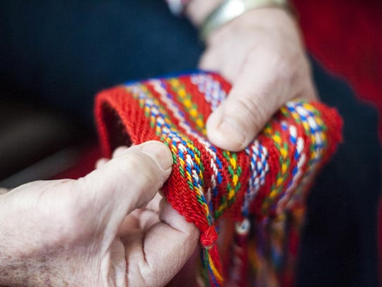 Al Wiseman describes the meaning of each thread color