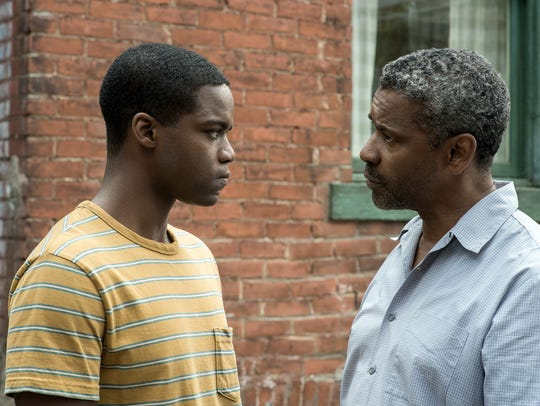 Tension and jealousy boil between Cory (Jovan Adepo)