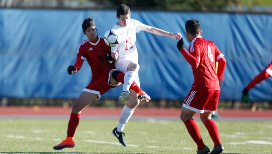 Somers defeats Amityville 1-0 in overtime in the Class