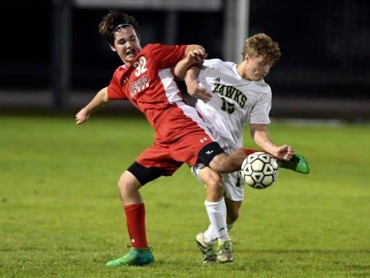 High School Soccer: Edgewood at Viera