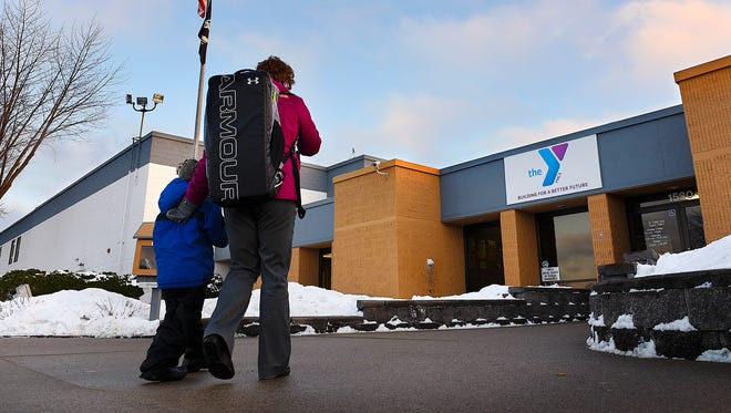 St. Cloud-based Coborn's Inc. has agreed to purchase the YMCA building shown Tuesday, Jan. 17, at1530 Northway Drive. Coborn's has not determined if the location will be a grocery store or a gas station.
