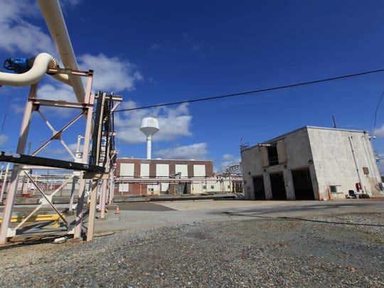 State and port officials hope to use the former Chemours